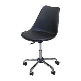 Idea Kancelářské křeslo PRADO, černé - 2 ks