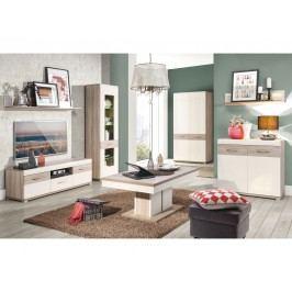 Obývací pokoj FLO, jilm/jasmín