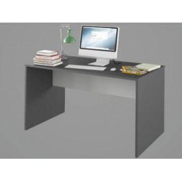 Smartshop RIOMA psací stůl TYP 11, grafit/bílá