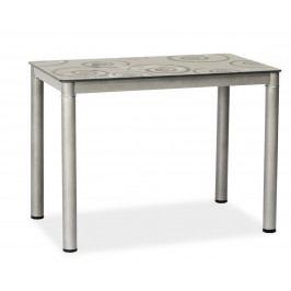 Jídelní stůl DAMAR 80x60, šedý