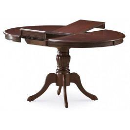 Smartshop Jídelní stůl OLIVIA rozkládací, ořech tmavý