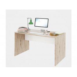 Smartshop RIOMA psací stůl TYP 11, dub san remo/bílá