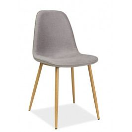 Smartshop Jídelní židle DUAL, šedá