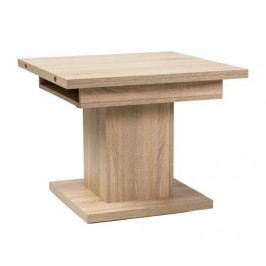 Smartshop Jídelní/konferenční stůl SCALA rozkládací, dub sonoma