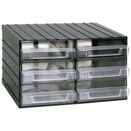 Artplast Modulová skříňka se zásuvkami, 382 x 290 x 230 mm, 6 zásuvek