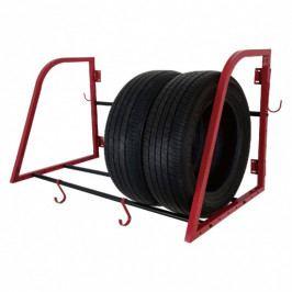 B2B Partner Sklopný držák na pneumatiky na zeď