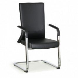 B2B Partner Kožená konferenční židle MATIS