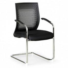 B2B Partner Konferenční židle Amenities, černá