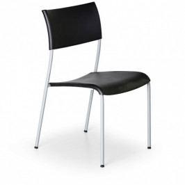 B2B Partner Jídelní židle Forever, černá