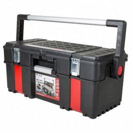 B2B Partner Plastový kufr na nářadí s nášlapným víkem