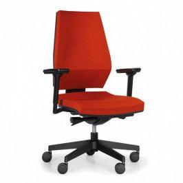 Antares Kancelářská židle MOTION, oranžová