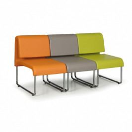 B2B Partner Sofa Public, zelená