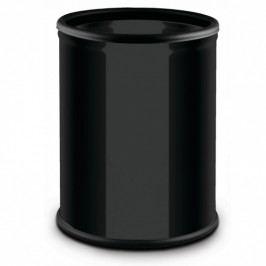 Alda Odpadkový koš 7 L, lakovaný černý