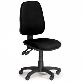 B2B Partner Kancelářská židle ALEX bez područek - černá