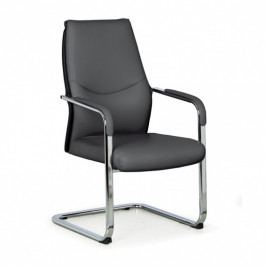 B2B Partner Konferenční židle Fancy, antracit