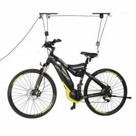 B2B Partner Stropní věšák na kolo, kladkový, nosnost 20 kg