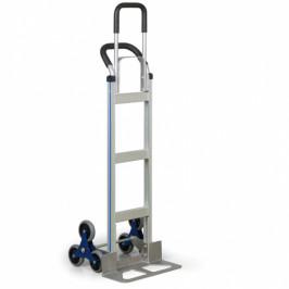 B2B Partner Hliníkový schodišťový rudl, nosnost 200 kg