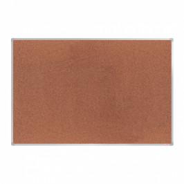 boardOK Korková nástěnka boardOK v hliníkovém rámu, 180x120 cm, eloxovaný rám
