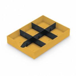 B2B Partner Zásuvky do třídících boxů, kukuřicová žlutá