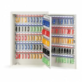 B2B Partner Kovová skříňka na klíče 55 x 38 x 14 cm, 200 ks