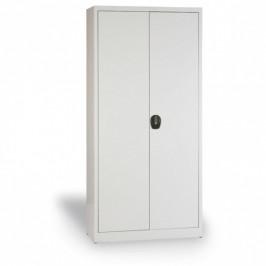 KOVOS Svařovaná skříň JUMBO, 1950 x 950 x 800 mm, šedá/šedá