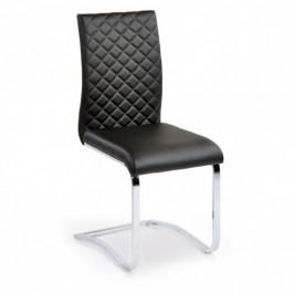 Konferenční, jídelní židle RITZ, černá, 3+1 ZDARMA