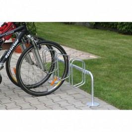 Jednostranný stojan na kola s kolmým stáním