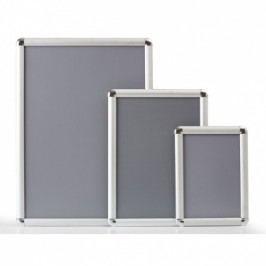 Jansen Display Plakátový kliprám A5, kulaté rohy
