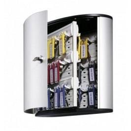 Hliníková skříňka na klíče KEY BOX 54 klíčů