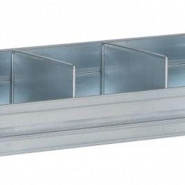 META Dělící přepážka pro regály FIX, CLIP, 300 mm