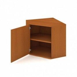 HOBIS Skříňka roh vnitřní s dveřmi levá