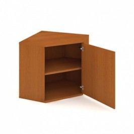 HOBIS Skříňka roh vnitřní s dveřmi pravá