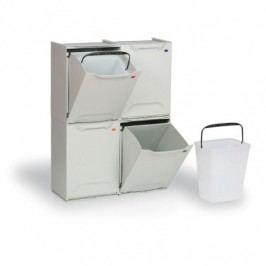 Artplast Plastový koš na tříděný odpad