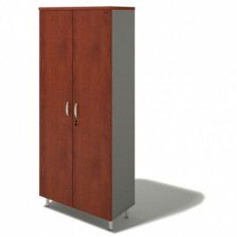 Lenza Skříň policová - dveře
