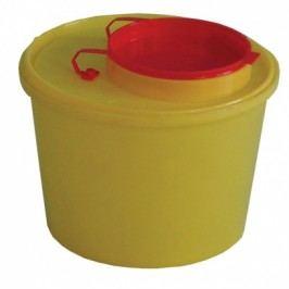 Plastové nádoby na zdravotní odpad