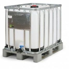 IBC kontejner 600 L, plastová paleta