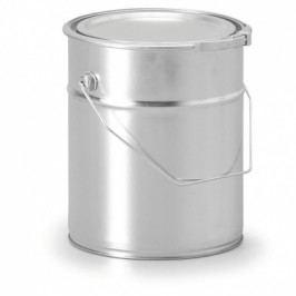 Plechový kbelík s víkem