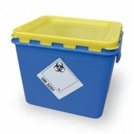 Klinik box -  pro chemický a biologický odpad