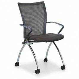 Antares Konferenční židle ErgoLux, černá