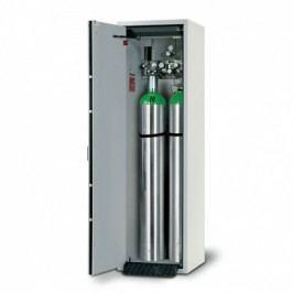 Skříň bezpečnostní na tlakové láhve s odolností 30 min