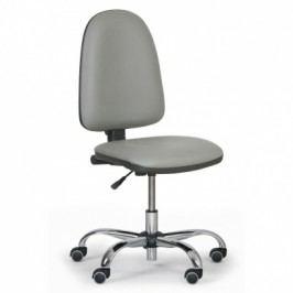EUROSEAT Pracovní židle Torino, šedá