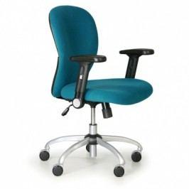 Kancelářská židle Praktik, zelená