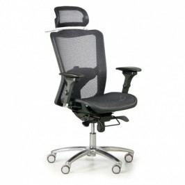 Multifunkční židle XL, černá