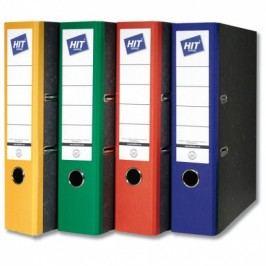 HIT Office Pákový pořadač s barevným hřbetem - šířka 7,5 cm