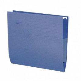 HIT Office Závěsné desky s bočnicemi, modré, 50 ks