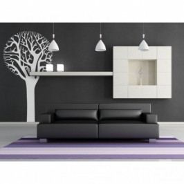 Vinylová samolepka na zeď, strom