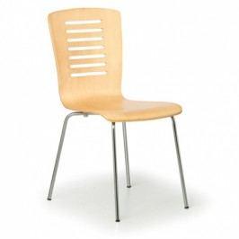 Dřevěná židle ONTARIO 3+1 ZDARMA, přírodní