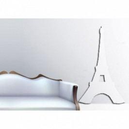 Zrcadlová samolepka na zeď, Eiffelovka