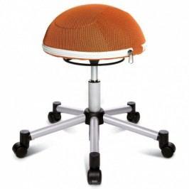 TOPSTAR Židle pro zdravá záda, oranžová