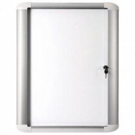 Bi-Office Informační vitrína MASTER, magnetická, 816x688 mm